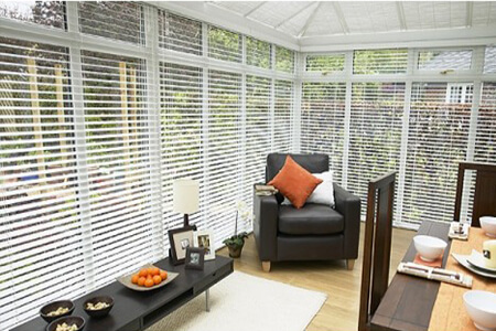 Conservatory blinds from day blinds appeal home shading conservatory blinds solutioingenieria Image collections