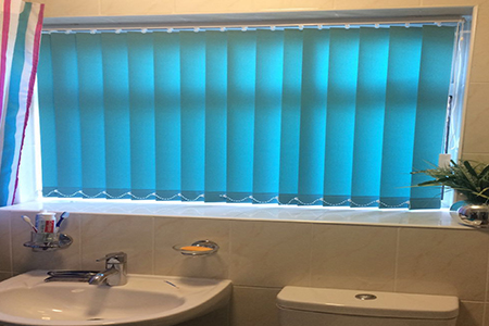 Waterproof vertical Blinds