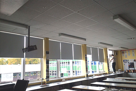 Commercial Blinds Commercial Window Blinds In Nottingham