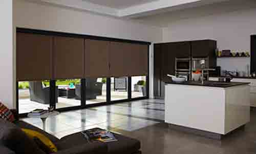 Remote Control Roller Blinds